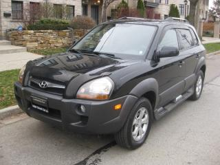 Used 2009 Hyundai Tucson 4WD, CERTIFIED, NO ACCIDENTS, LOW KMS A1 for sale in Toronto, ON