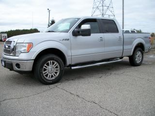 Used 2010 Ford F-150 Lariat for sale in Stratford, ON