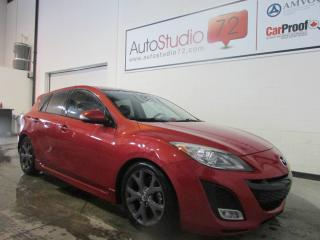 Used 2010 Mazda MAZDA3 GS**MANUEL**A/C**BLUETHOOT for sale in Mirabel, QC