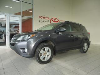 Used 2014 Toyota RAV4 Xle T.ouvrant for sale in Mirabel, QC