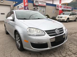 Used 2009 Volkswagen Jetta Wagon COMFORTLINE for sale in Oakville, ON
