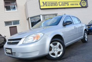 Used 2006 Chevrolet Cobalt LS! Manual! Low KMS! Only $99/Bi-weekly! for sale in St. Catharines, ON