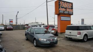 Used 2007 Saturn Ion 4 CYLINDER**GREAT WINTER CAR**ONLY 176KMS**AS IS for sale in London, ON