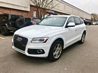 Used 2015 Audi Q5 3.0L TDI Progressiv for sale in North York, ON