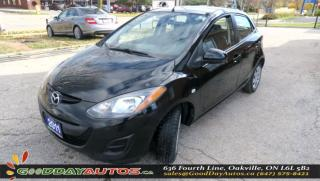 Used 2011 Mazda MAZDA2 GS|NO ACCIDENT|KEYLESS|POWER LOCKS|POWER WINDOWS for sale in Oakville, ON