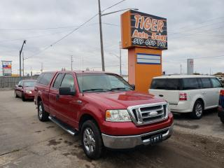 Used 2008 Ford F-150 XLT**ONLY 138 KMS**NEW TIRES**TOPPER**CERTIFIED for sale in London, ON