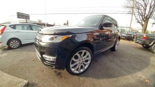 Used 2016 Land Rover Range Rover Sport HSE DIESEL -  TOIT PANORAMIQUE for sale in Beloeil, QC