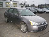 Photo of Grey 2011 Ford Focus