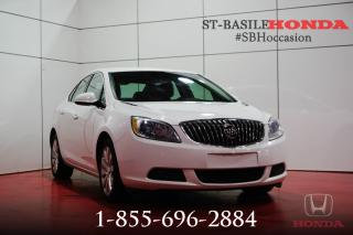 Used 2014 Buick Verano BASE + CUIR + BLUETOOTH + WOW !!! for sale in St-Basile-le-Grand, QC