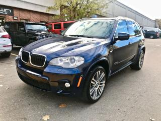 Used 2012 BMW X5 35i, M PACKAGE, NAV, HEAD-UP for sale in North York, ON