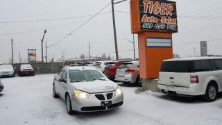 Used 2008 Pontiac G6 SE***VERY CLEAN**ONLY 131KMS**CERTIFIED for sale in London, ON