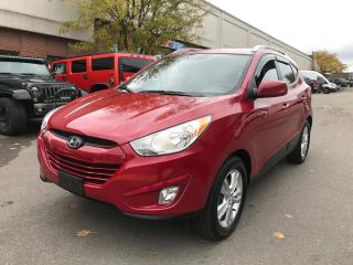 Used 2011 Hyundai Tucson GLS, AWD, LOW MILEAGE, NO ACCIDENT for sale in North York, ON