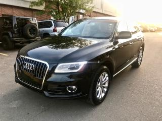 Used 2015 Audi Q5 3.0L TDI Technik, NAV, PANORAMIC ROOF for sale in North York, ON