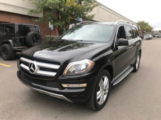 Used 2013 Mercedes-Benz GL-Class GL 350 BlueTEC, NAV, 7 PASSENGER for sale in North York, ON