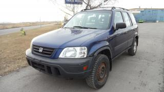 Used 1997 Honda CR-V Base for sale in Calgary, AB