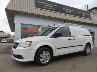 Used 2012 RAM Cargo Van Dodge RAM Cargo Van RAM, COMMERCIAL ,LADDER RACKS for sale in Mississauga, ON