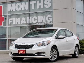 Used 2016 Kia Forte LX+ | Bluetooth | Cruise | Heated Seat for sale in St Catharines, ON