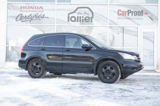 Used 2010 Honda CR-V LX AWD for sale in Québec, QC