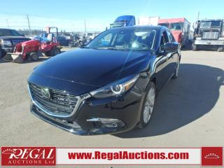 Used 2017 Mazda MAZDA3 GT 4D Sedan AT W/PREM 2.5L for sale in Calgary, AB