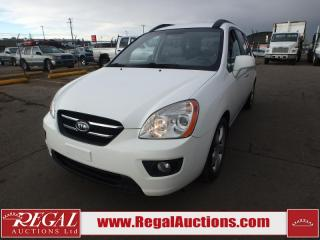 Used 2008 Kia Rondo EX 4D Wagon V6 2.7L for sale in Calgary, AB