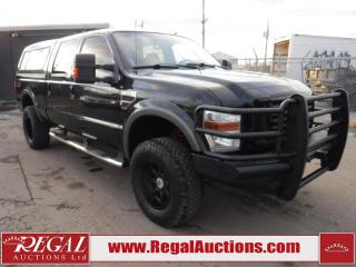 Used 2008 Ford F-350 SD 4WD CREW CAB for sale in Calgary, AB