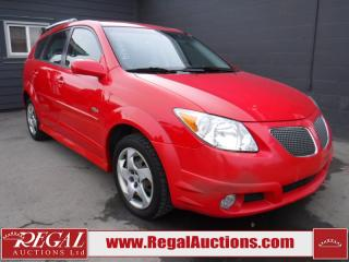 Used 2006 Pontiac Vibe 4D Hatchback for sale in Calgary, AB