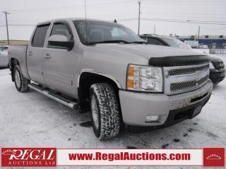 Used 2009 Chevrolet Silverado 1500 LTZ 4D Crew CAB 4WD for sale in Calgary, AB
