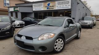 Used 2007 Mitsubishi Eclipse GS LEATHER, P-MOON for sale in Etobicoke, ON