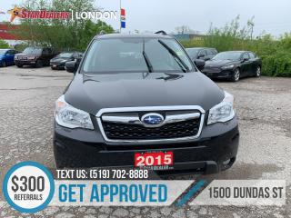 Used 2015 Subaru Forester for sale in London, ON