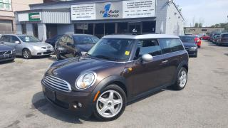 Used 2010 MINI Cooper Clubman for sale in Etobicoke, ON