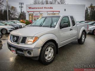 Used 2008 Nissan Frontier SE-V6 for sale in Port Moody, BC