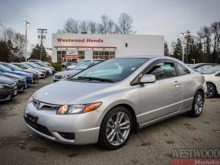 Used 2008 Honda Civic SI for sale in Port Moody, BC