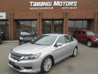 Used 2014 Honda Accord LX | NO ACCIDENTS | ONE OWNER | BACKUP CAM | HEATED SEATS for sale in Mississauga, ON
