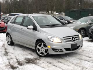 Used 2011 Mercedes-Benz B-Class LOW KMS Turbo Pano Roof Power Group Cruise for sale in Holland Landing, ON