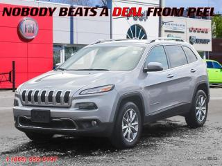 New 2018 Jeep Cherokee Limited for sale in Mississauga, ON