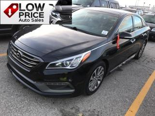 Used 2015 Hyundai Sonata Sport*PanoramicRoof*Leather*HtdSeats*Alloys*Full* for sale in Toronto, ON
