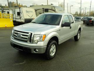 Used 2011 Ford F-150 XLT SuperCab 6.5-ft. Bed 4WD EcoBoost for sale in Burnaby, BC