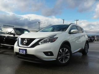 Used 2018 Nissan Murano SV 3.5L V6 AWD HEATED SEATS NAVIGATIONAL for sale in Midland, ON