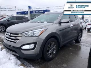Used 2016 Hyundai Santa Fe Sport - $154.73 B/W for sale in Brantford, ON