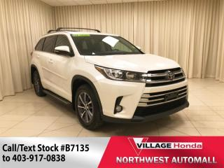 Used 2017 Toyota Highlander XLE V6 AWD for sale in Calgary, AB