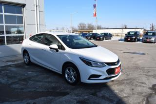 Used 2017 Chevrolet Cruze LT Auto Turbo for sale in Stratford, ON