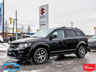 Used 2016 Dodge Journey R/T Rallye AWD for sale in Barrie, ON