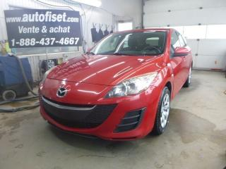 Used 2010 Mazda MAZDA3 Sport for sale in St-Raymond, QC