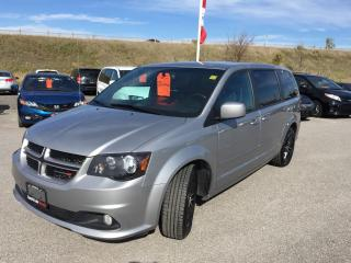 Used 2017 Dodge Grand Caravan GT/ LOOK AT THIS PRICE!!! for sale in Lindsay, ON