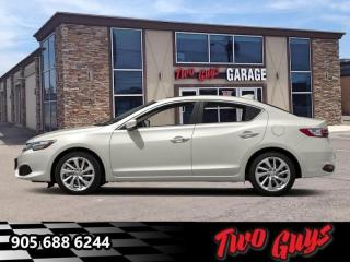 Used 2016 Acura ILX Premium  - Ex-lease -  - Leather Seats for sale in St Catharines, ON
