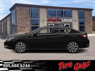 Used 2016 Acura ILX A-Spec  - Ex-lease -  - Navigation for sale in St Catharines, ON