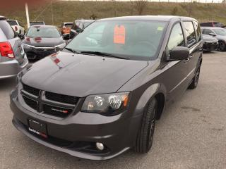 Used 2017 Dodge Grand Caravan GT/PRICED TO MOVE!!!! for sale in Lindsay, ON