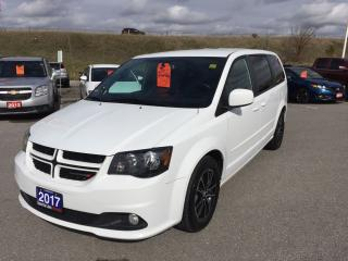 Used 2017 Dodge Grand Caravan GT/LOOK AT THIS PRICE!!! for sale in Lindsay, ON