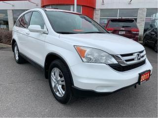 Used 2011 Honda CR-V EX-L/LOW KILOMETERS!!! for sale in Lindsay, ON