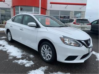 Used 2018 Nissan Sentra 1.8 SV/MOONROOF/ ONLY 10400 KILOMETERS!! for sale in Lindsay, ON
